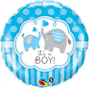 M18 45109 It's A Boy Elephants *1b