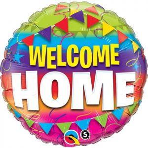 M18 45245 Welcome Home Pennants *1b
