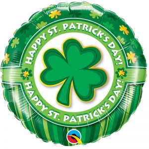 M18″ 46056 Happy St. Patrick's Day! *1b