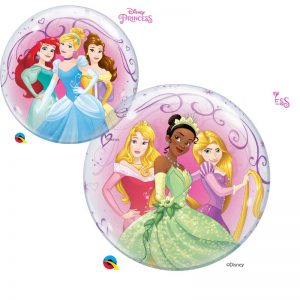 Bubble 22″ 46725 Disney Princess *1b