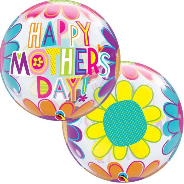 Bubble 22″ 47601 Mother's Day Big Flowers *1b