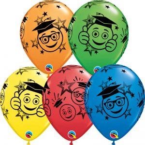 I11″ 48367 Graduation Smileys *25b