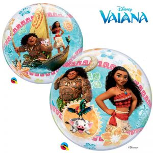 Bubble 22″ 49078 Disney Vaiana *1b
