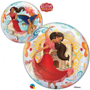 Bubble 22″ 49325 Disney Elena Of Avalor *1b