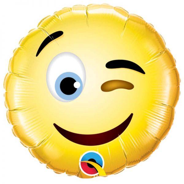 M9″ 49428 Smiley Wink *1b