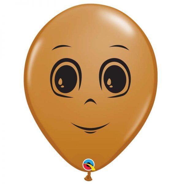 I16″ 49885 Mocha Brown Masculine Face *50b