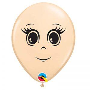 I5″ 49979 Blush Feminine Face *100b