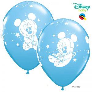 I11″ 53550 Disney Baby Mickey Stars *6b
