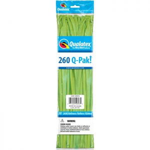 260Q 54693 Lime Green Q-Pak ( 50b)