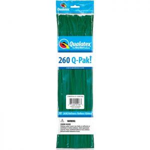 260Q 55166 Emerald Green Q-Pak ( 50b )