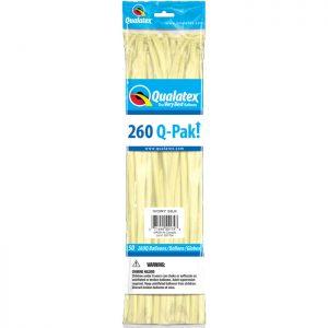 260Q 55174 Ivory Silk Q-Pak ( 50b )