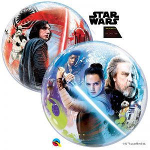 "Bubble 22"" 55252 Star Wars : The Last Jedi *1b"