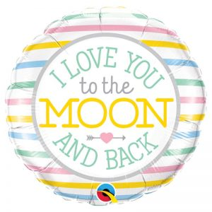 "M18"" 55382 I Love You To The Moon *1b"