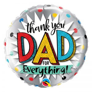 "M18"" 55818 Thank You Dad For Everything *1b"