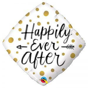 """M18"""" 57337 Happily Ever After Gold Dots *1b"""