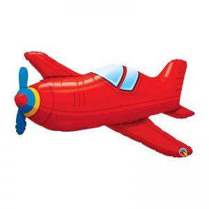 "M36"" 57811 Red Vintage Airplane *1b"