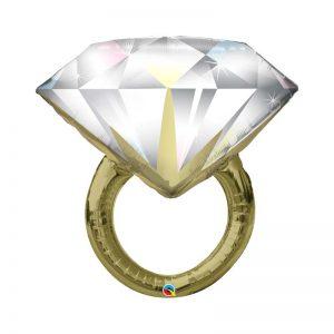 """M37"""" 57819 Diamond Wedding Ring *1b"""