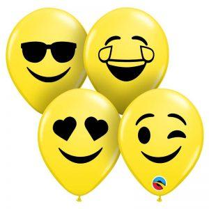 "I5"" 57961 Smileys Faces Assortment *100b"