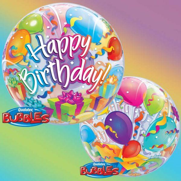 Bubble 22 Birthday Surprise *1b
