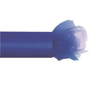 Tulle Bleu Sapphire 300mm * 20m