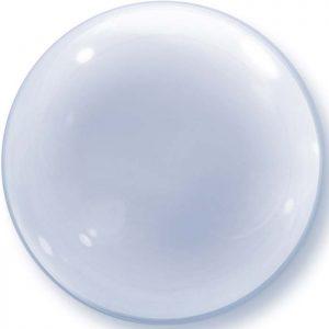 Déco Bubble 20″ 68824 Transparent *1b