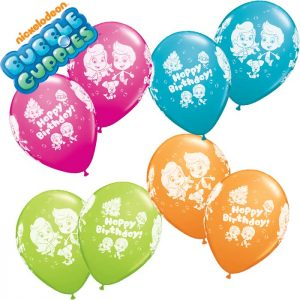 I11 Bubble Guppies Birthday * 25b