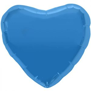 "Coeur Blue Heart 18"" D1"