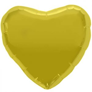 "Coeur Gold Heart 18"" D1"
