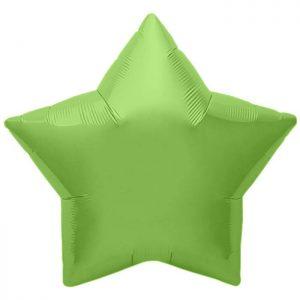 """Etoile Lime Gren Star 22"""" D3"""