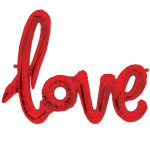 LOVE SCRIPT 16'' ROUGE S1-01