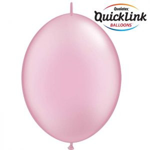 6 Quick Link Pearl Pink* 50b