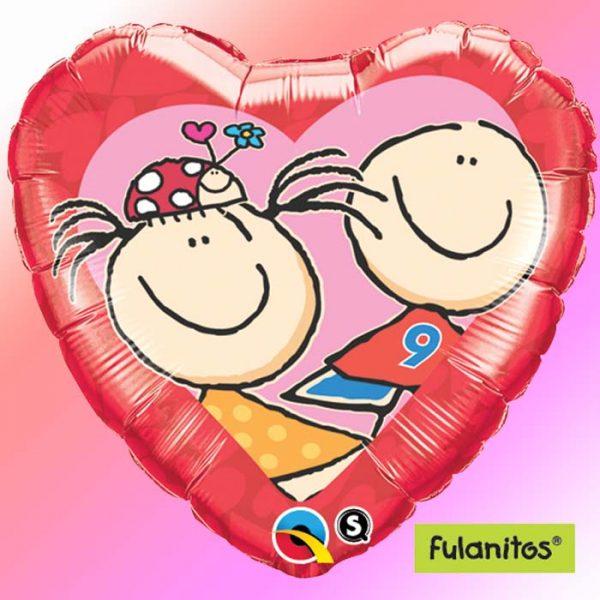 M9″65416 Faula & Goleiro In Love *1b