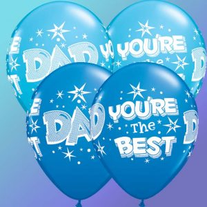 I11″ 28235 Dad You're The Best Starburst *6b