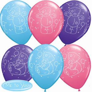 I11 Tatty Teddy Balloons * 25b