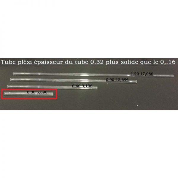 Plexipole VPPL-1 Pole 0.30m – Diamètre 0.32mm