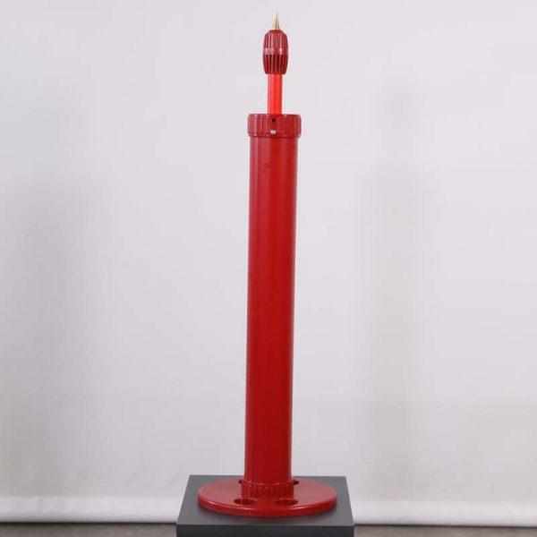 "VB103 Grande Pompe à Main ROUGE 28""/70cm"
