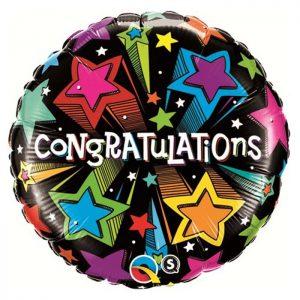 M18 Congratulations Shooting Stars * 1b