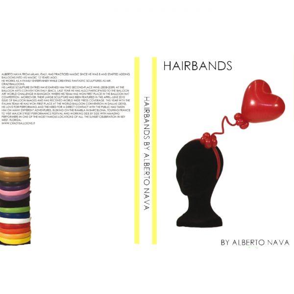 DVD Alberto Nava – HAIRBANDS N°1