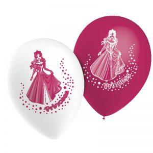 Ballons Princesse *10