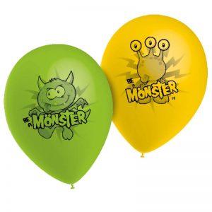 Ballons Monstres *10