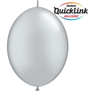 6 Quick Link Métal Silver/Argent* 50b