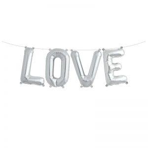 LOVE KIT SILVER 16'' F1-01