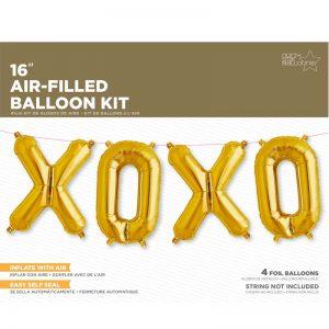 XOXO KIT 16'' GOLD F1-01