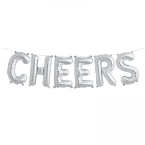 CHEERS KIT SILVER 16'' F2-01