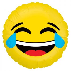 Ballon Aluminium 18″ Emoji LOL – Grabo