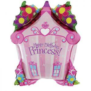 Ballon Aluminium 4D 34″ Princess House HB – Grabo
