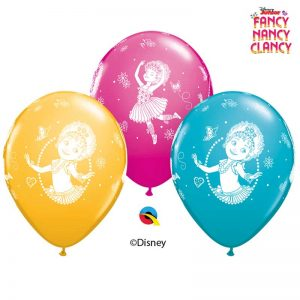 "Ballons 11"" Fancy Nancy"