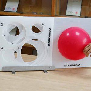 Calibreur pour ballons Latex