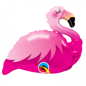 "14"" Mini Pink Flamingo"