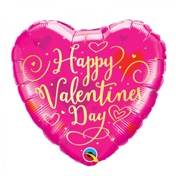 """9"""" Valentine s Day Gold"""